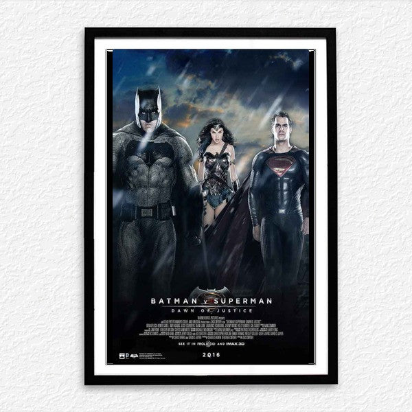 Dawn of Justice 'Batman Superman And Wonder Woman'
