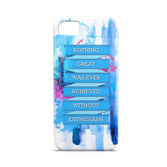 Case - Enthusiasm Typography Artwork Case Huawei