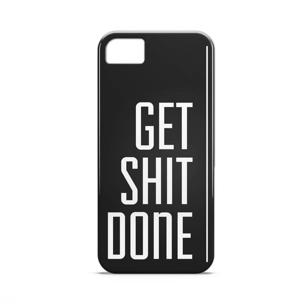 Case - Get Shit Done Case Xiaomi
