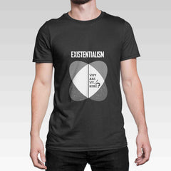 'Existentialism' T Shirt