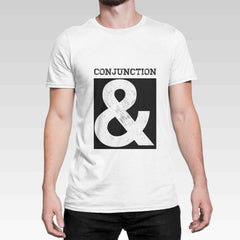 '&' Conjunction T Shirt