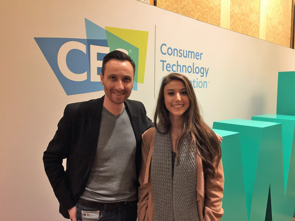 CES OF LAS VEGAS FROM 09 TO 12 JANUARY 2018