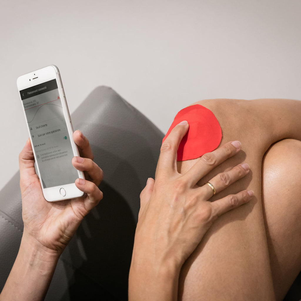 SPINALI DESIGN LAUNCHES SMART BANDAGE THAT IS ABLE TO DETECT INFECTION
