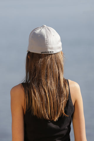 LIGHT GRAY KID CAP - MADE IN FRANCE