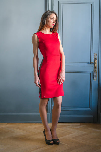 EDISON DRESS - MADE IN FRANCE - WITH INTEGRATED SENSOR