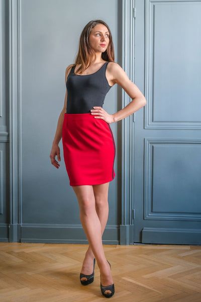 MUNDY SKIRT - MADE IN FRANCE - WITH INTEGRATED SENSOR