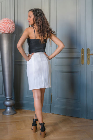 VANISTREET SKIRT - MADE IN FRANCE -  WITH INTEGRATED SENSOR