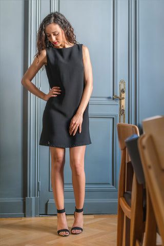 CITY BAY DRESS - MADE IN FRANCE -  WITH INTEGRATED SENSOR