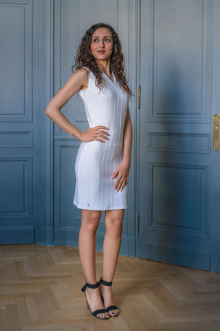 VANISTREET  DRESS - MADE IN FRANCE - WITH INTEGRATED SENSOR