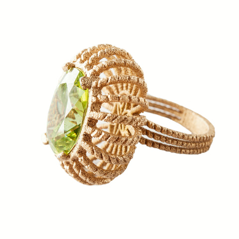 Baroque Ring Gold