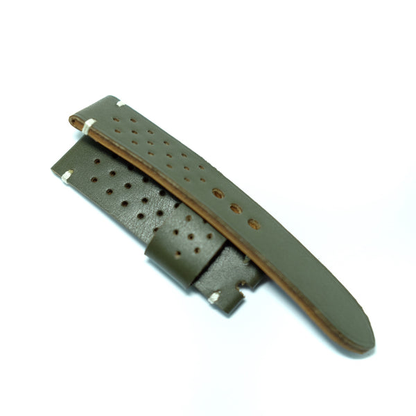 Olive Green Watch Strap #06
