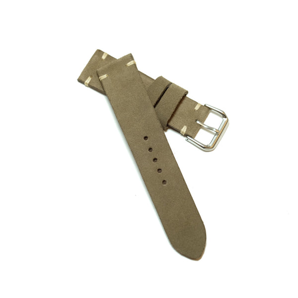 Suede Nude Watch Strap #01