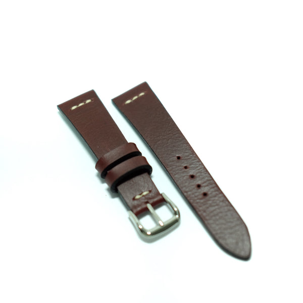 Pull Up Burgundy Watch Strap #05