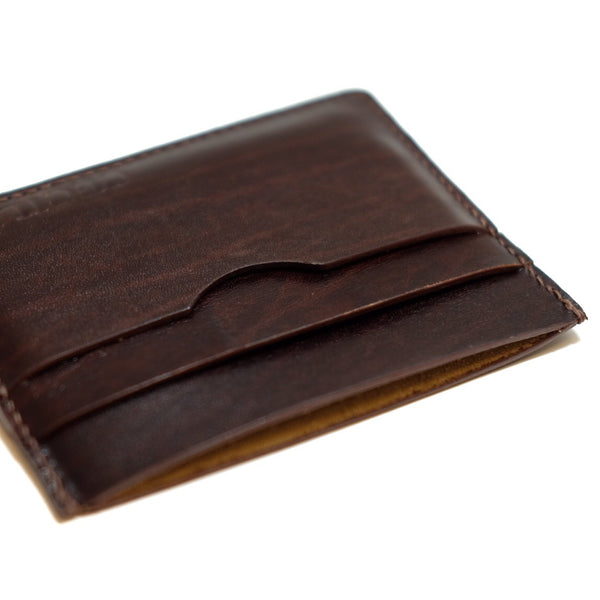 Cardholder #02 - Tiger Brown