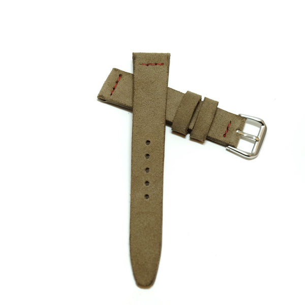 Suede Nude Watch Strap #05