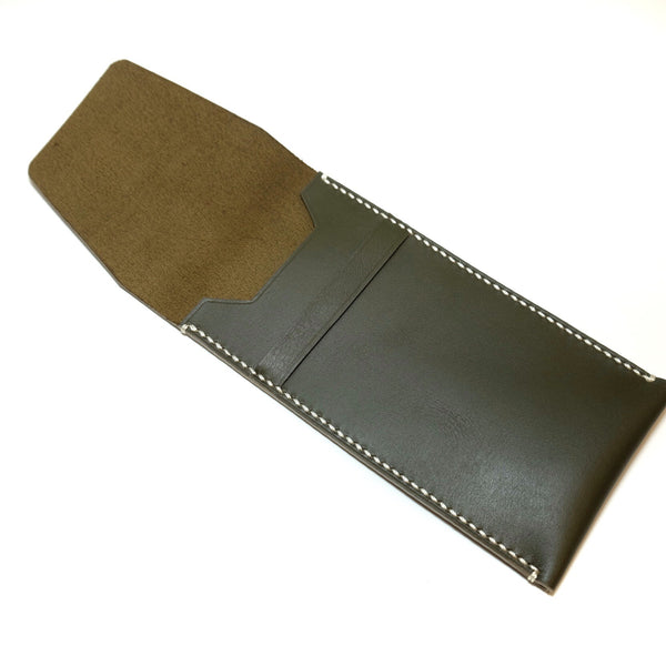 Watch Pouch - Olive Green
