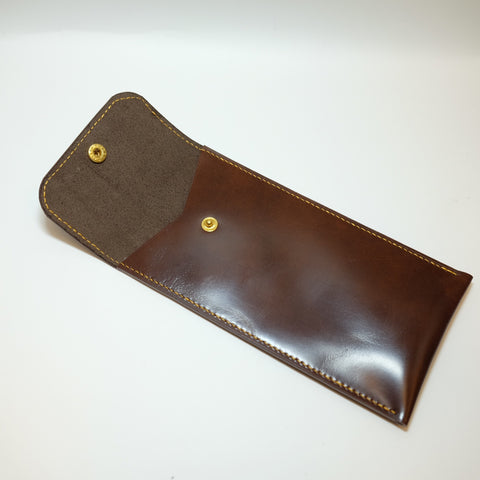 Watch Pouch - Antique Brown