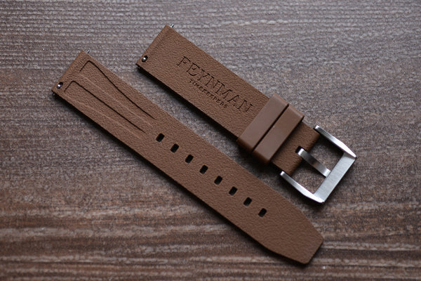 Feynman FKM Rubber Strap 20mm