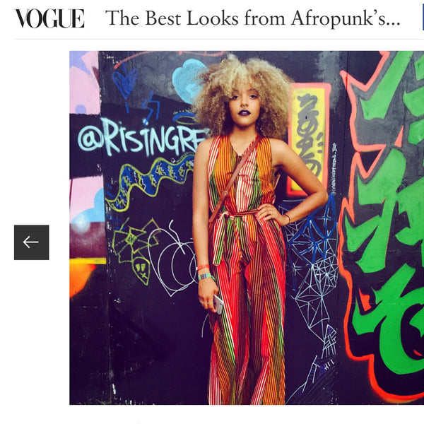 Afrodesiac Worldwide on Vogue.com