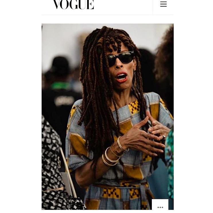 Afrodesiac Worldwide CEO on Vogue.com