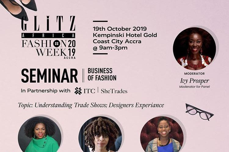 Glitz Africa - Business of Fashion Seminar - 2019