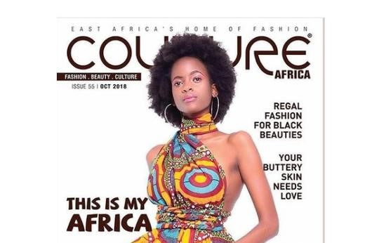 Afrodesiac Worldwide on Couture Africa - Oct 2018