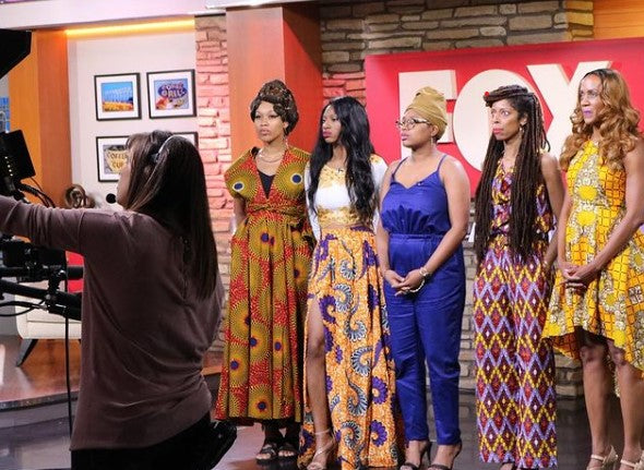 Afrodesiac Worldwide on FOX 46
