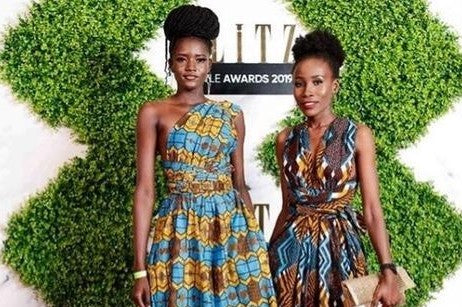 Afrodesiac Worldwide at Glitz Style Awards