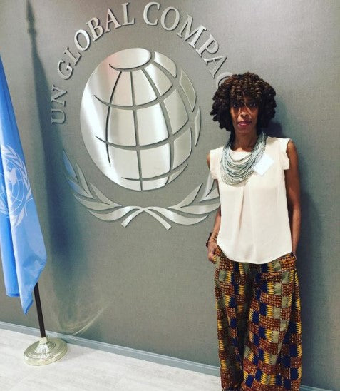 Afrodesiac Worldwide @ UN Global Compact Roundtable