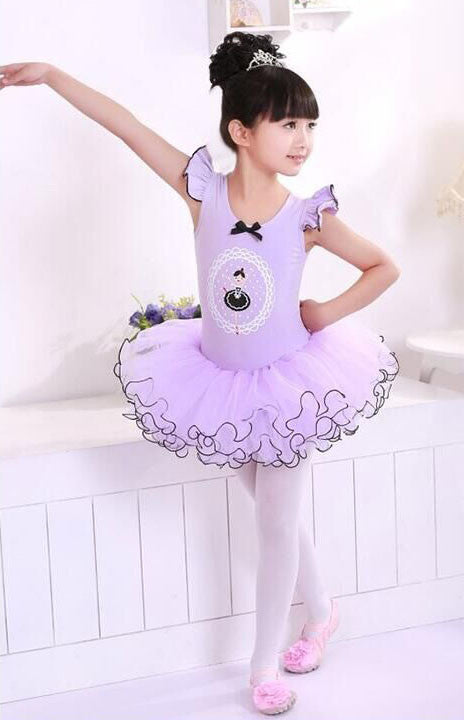 CLEARANCE: Ballet Dress - Purple
