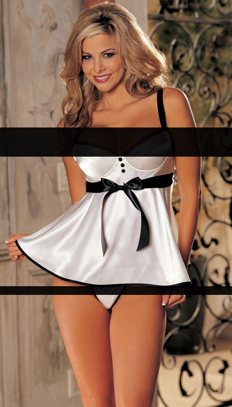 Babydoll - Sexy and beautiful Breath-holding Charmeuse Doll