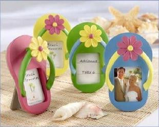 CLEARANCE: Baby Shower Gift Set - Beach Photo Frame