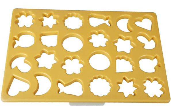 Cookie Cutting Sheet