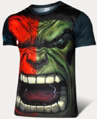 CLEARANCE: Hulk Black t-shirt