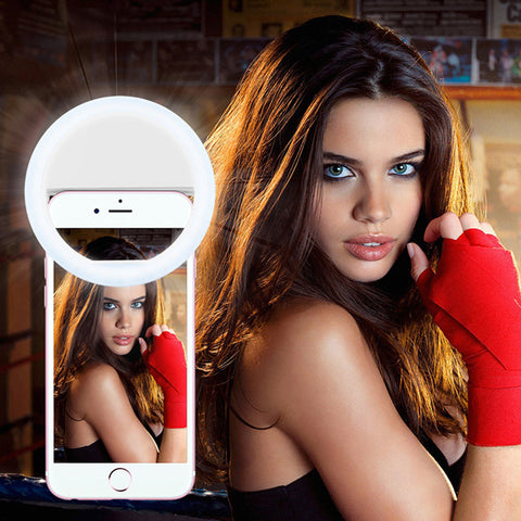 Incrediable Selfie Light Ring - for All Smartphones