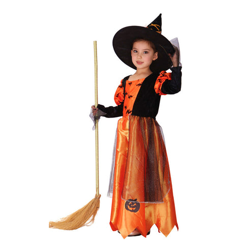 Witch Magician Halloween Costume