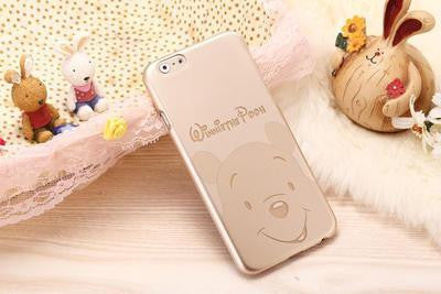 Luxury Winnie the Pooh soft TPU cover for iPhone 6 4.7 inch