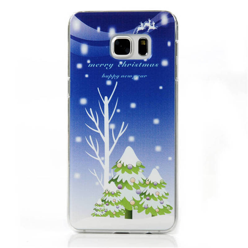 Christmas Inspired hard protective cover for Samsung Galaxy S6 Edge Plus