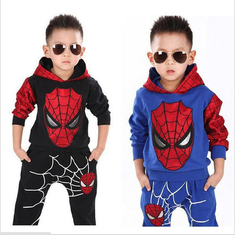 Spiderman Jump Suit Child Costume (3 to 8 years)