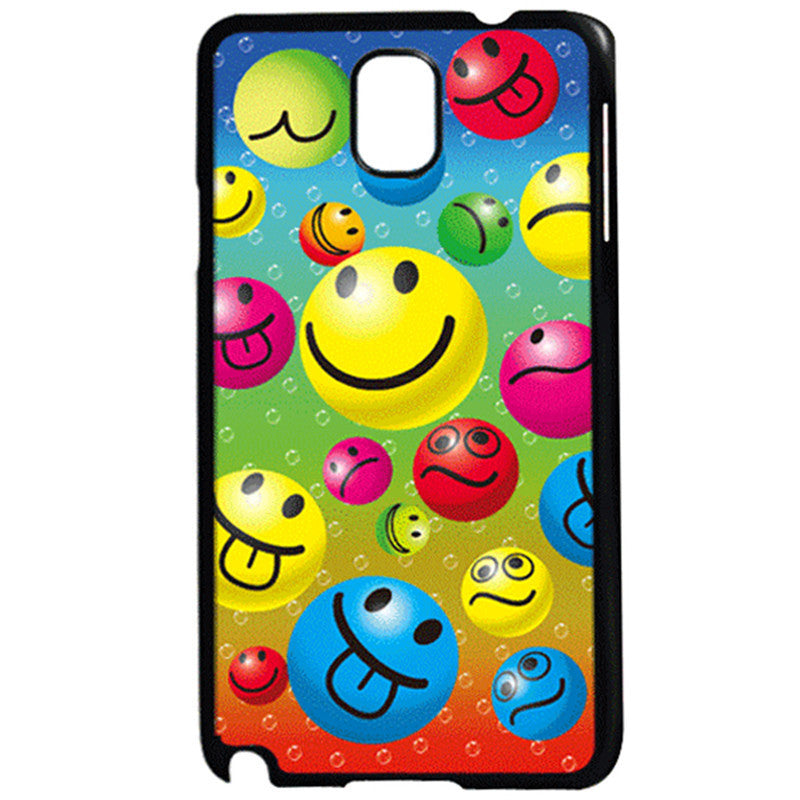 3D Effect Smileys Case for Samsung Galaxy Note 3 N9000