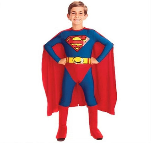 Superman Boys Costume (4 to 12 years)