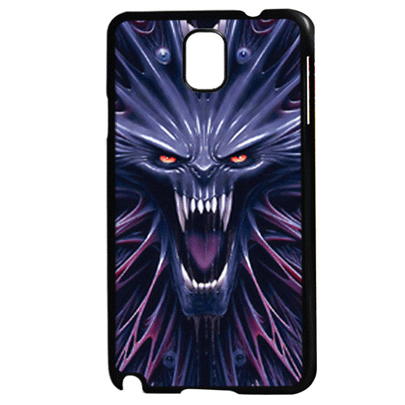 3D Effect Monster Case for Samsung Galaxy Note 3 N9000