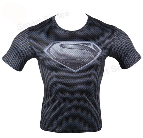 CLEARANCE: Superman Black t-shirt