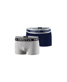 Pack Boxers Cotton Stretch Impetus