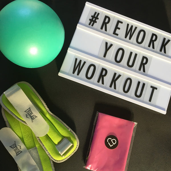Rework Your Workout