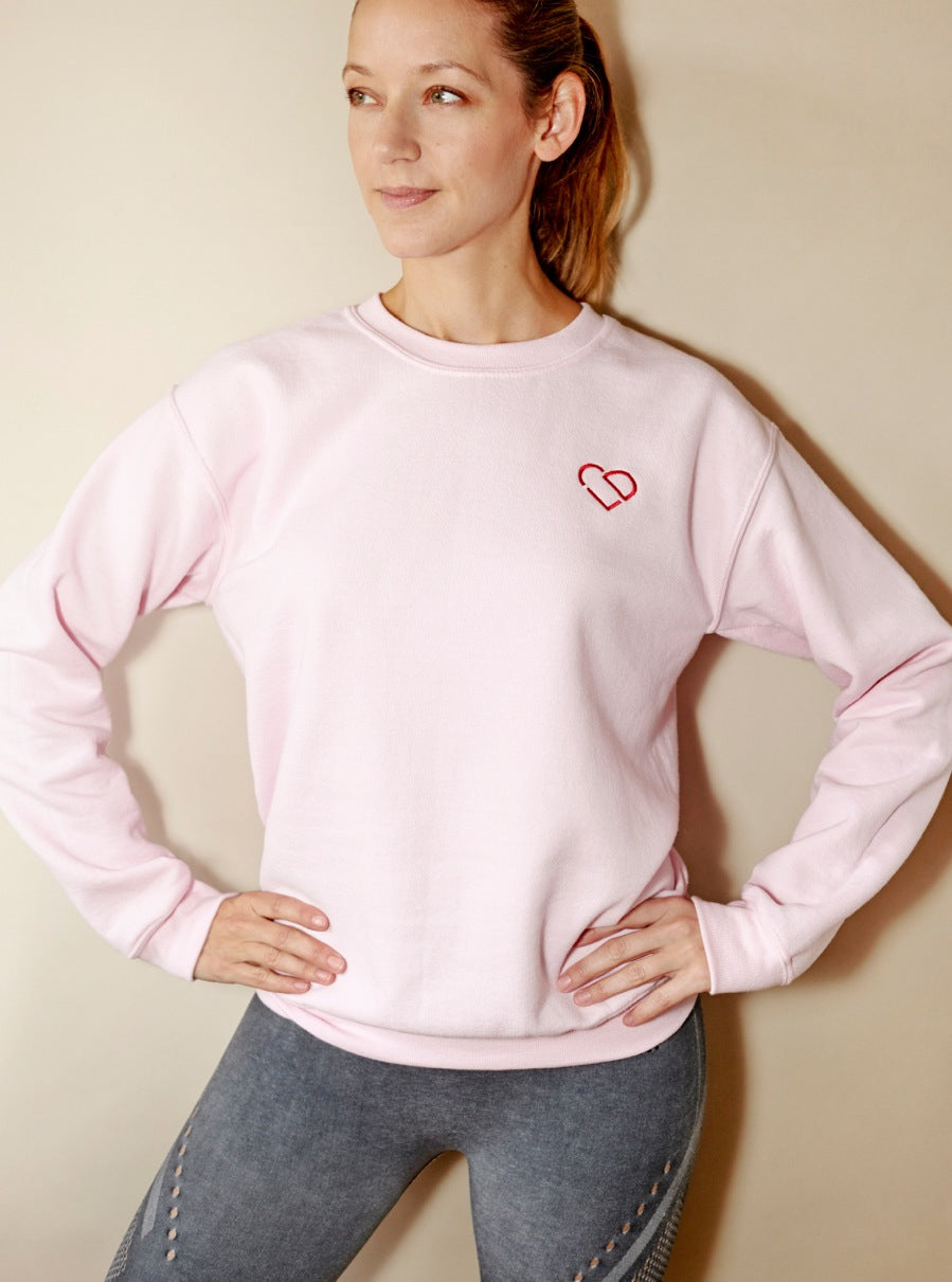 LDM Heart Logo Sweater