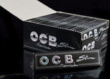OCB Premium Natural Papers 50pk - Vape Mod Starter Kits  OCB Premium Natural Papers 50pk - CBD Hemp Oil Kush Boutique  420 Head Shop KushBoutique.com