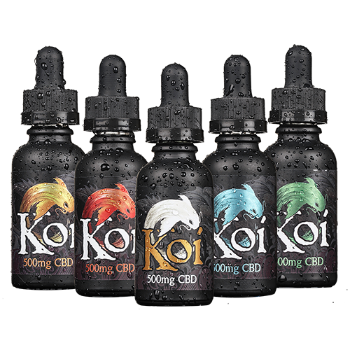 Koi CBD Variety Pack - Vape Mod Starter Kits  Koi CBD Variety Pack - CBD Hemp Oil Kush Boutique  420 Head Shop KushBoutique.com
