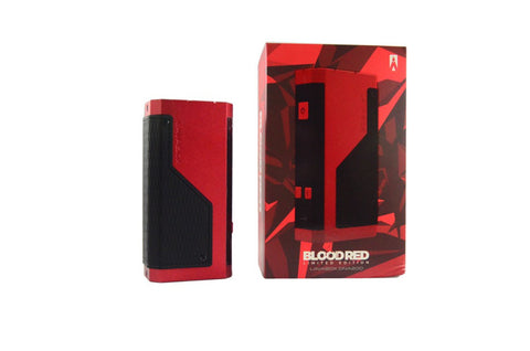 Lavabox DNA 200 Box Mod - Blood Red - Vape Mod Starter Kits  Lavabox DNA 200 Box Mod - Blood Red - CBD Hemp Oil Kush Boutique  420 Head Shop KushBoutique.com