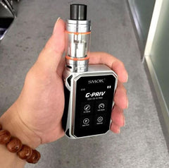 SMOK G-Priv 220W KIT - Vape Mod Starter Kits  SMOK G-Priv 220W KIT - CBD Hemp Oil Kush Boutique  420 Head Shop KushBoutique.com